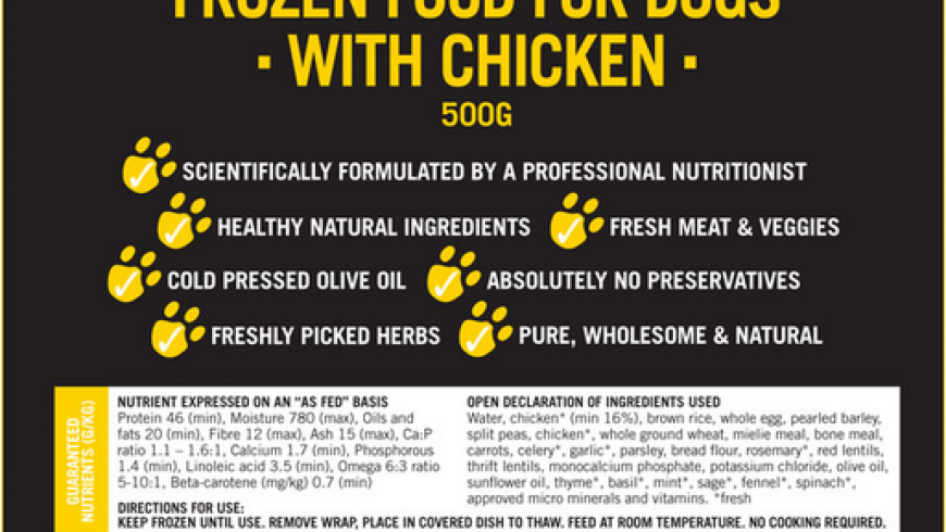 10 Reasons Why Natural Dog Food is Better For Your Dog Than Pellets