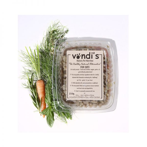 Vondi's Cat Food