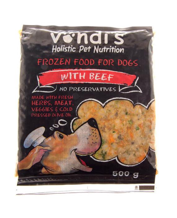 Vondi's Beef
