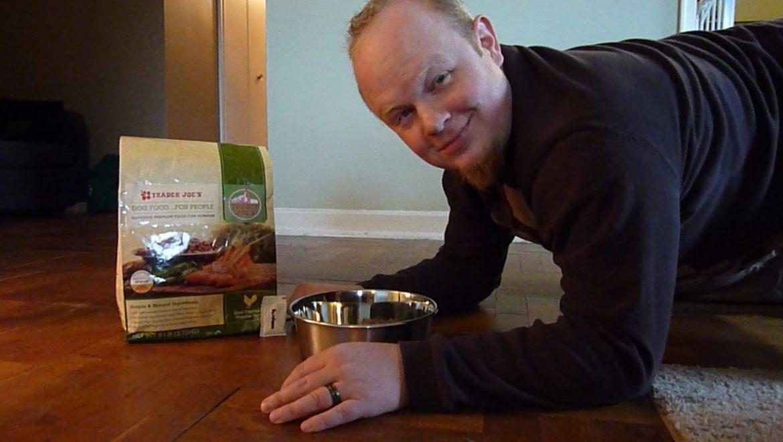 Kibble Pet Food for humans! Owner of Vondi's to be instant billionnaire!