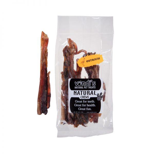 Ostrich Meaty Sticks Five Pack