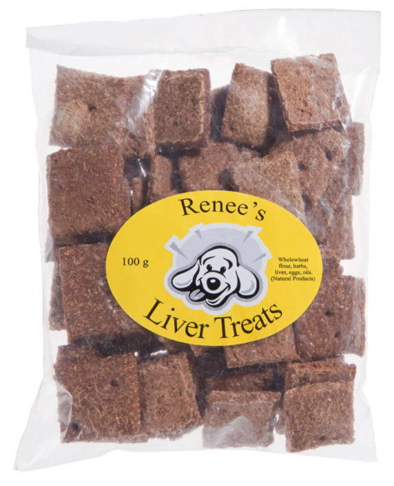 Renee's Liver Treats