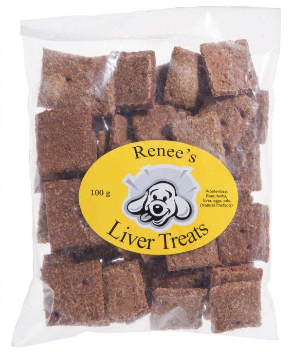 Renee's Liver Treats