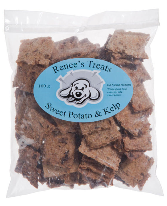 Rennee's Potato and Kelp Treats