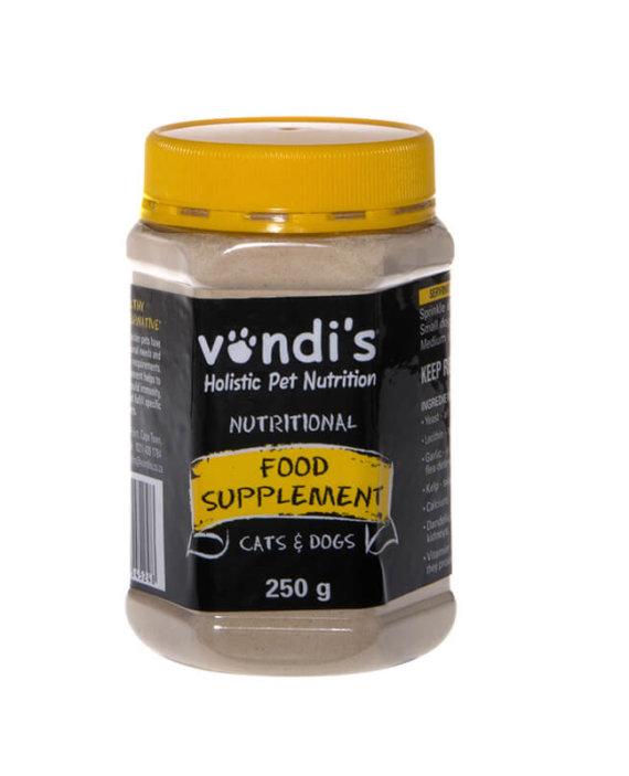 Vondi's Food Supplement