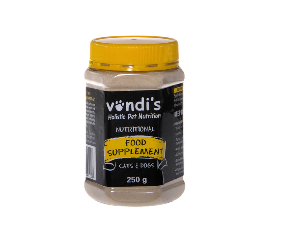 Vondi's Food Supplement