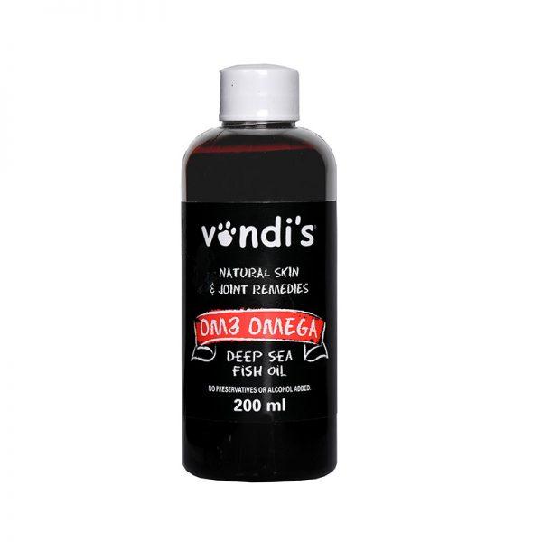 Vondi's OM3 Omega Fish Oil