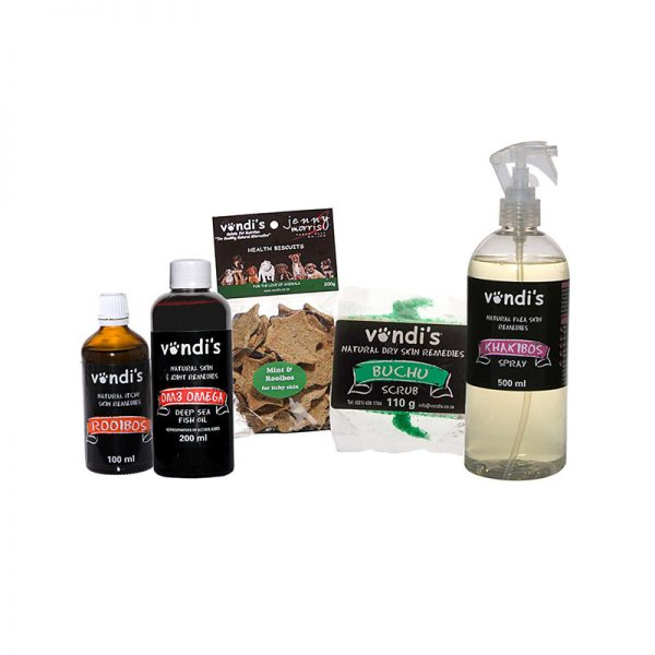 Vondi's Itchy Skin Bundle