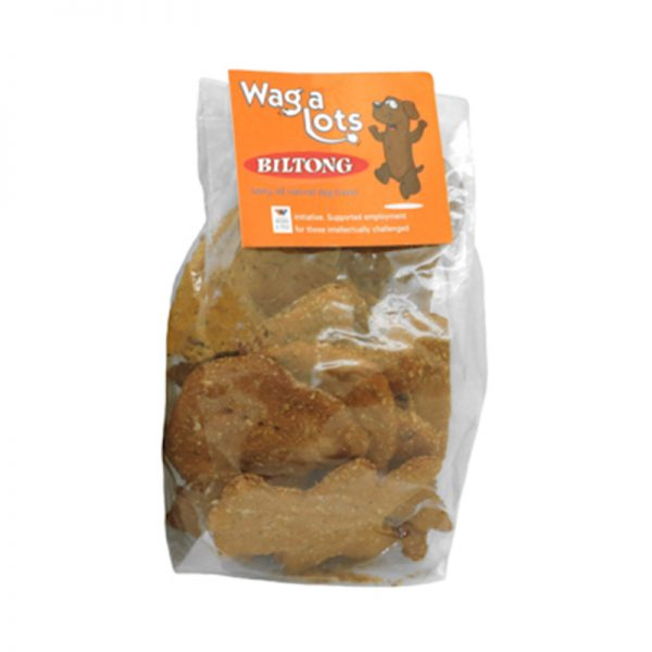 Wagalots Biltong Biscuits