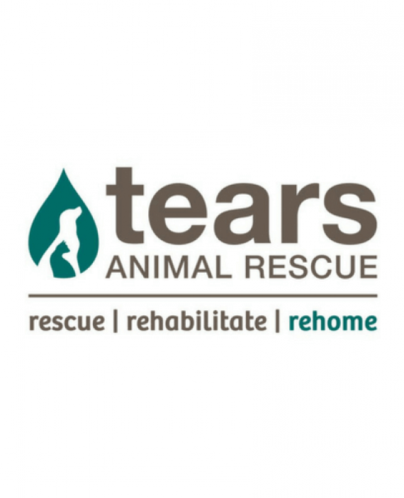 Tears Animal Rescue logo