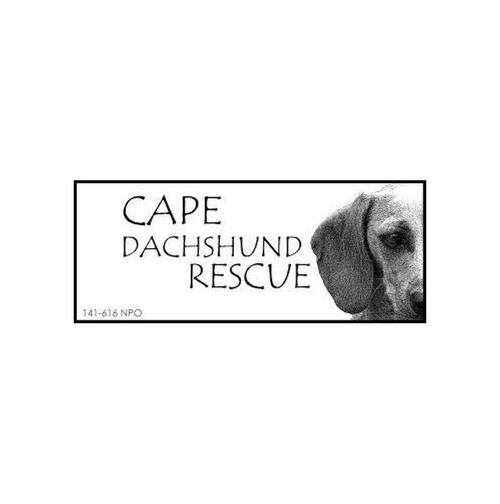 cape dachshund rescue logo